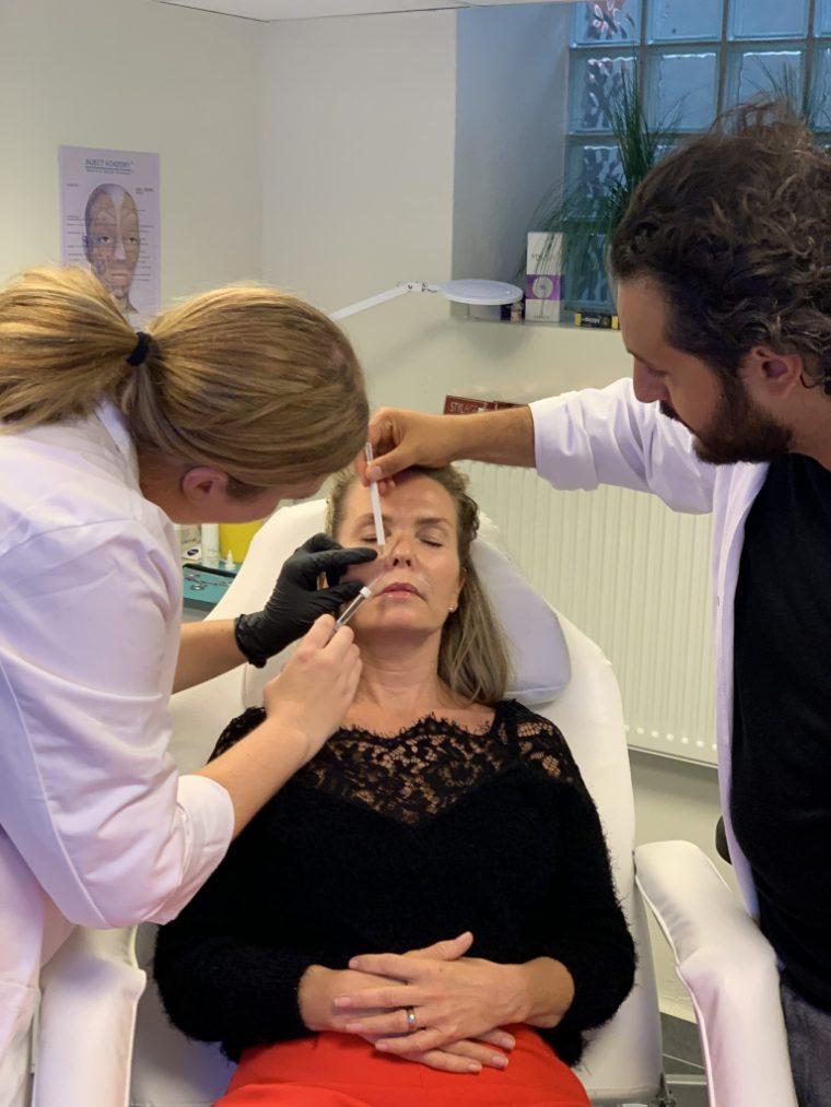 Utbildning Trådlyft Fillers Botox